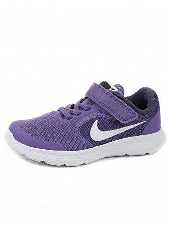 Tênis Nike Revolution 3 Purple 819417-501