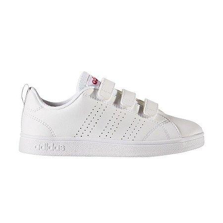 Tênis adidas Vs Advantage Clean C Branco BB9978