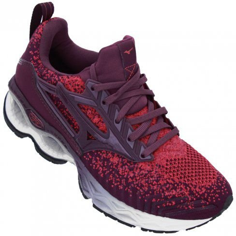 Tênis Mizuno Wave Creation Knit 2 Fem
