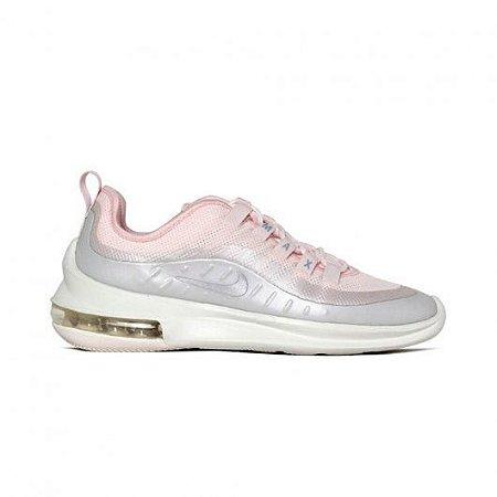 Tênis Nike Air Max Axis Feminino - Branco e Rosa AA2168-603