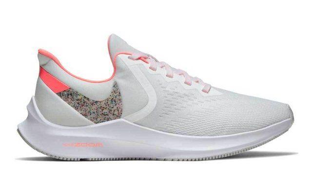 Tênis Nike Zoom Winflo 6 Feminino - Branco - AQ8228-102