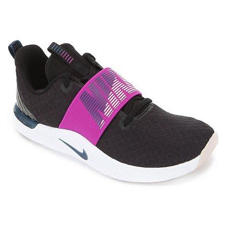 Tênis Nike Renew In-Season Tr 9 Feminino - Preto e Pink AR4543-012