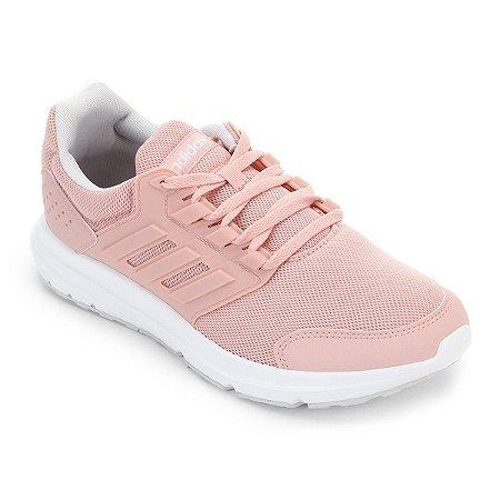 Tênis Adidas Galaxy 4 Feminino - Rosa