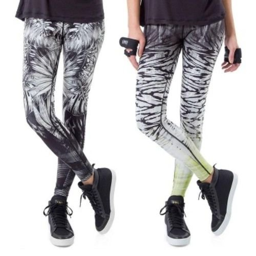 Calca Legging Live Fuso Reversible Feminina 61314-EX1561
