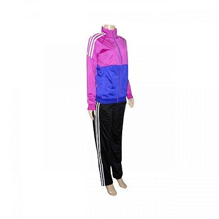 Agasalho Adidas Yk Ts Gear Infantil