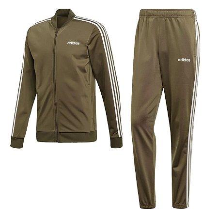Agasalho Adidas Três Listras Masculino DV2469