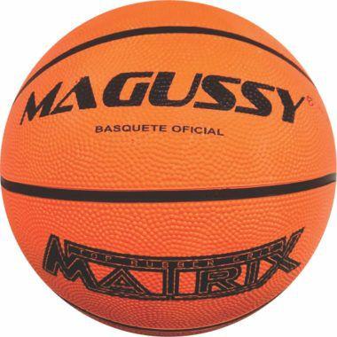 Bola Basquete Magussy Oficial Matrix