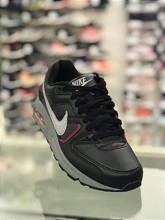 Tênis Nike Air Max Command Masculino - Preto e Cinza