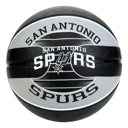 Bola Basquete Spalding Nba San Antonio Spurs