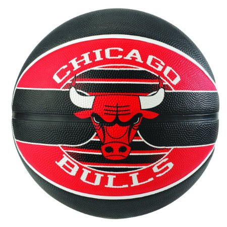 Bola Basquete Spalding Nba Chicago Bulls