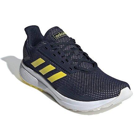 Tênis Adidas Duramo 9 Masculino - Marinho EG3007