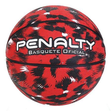 Bola Basquete Oficial - Play Off 8 - Verde - Penalty