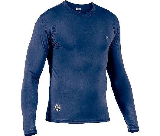 Camisa Fator de Proteção Comfort UV 50+ Poliamida M/L 04126 - Marinho