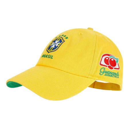 Bone Nike Seleção Brasileira H86 Aba Curva
