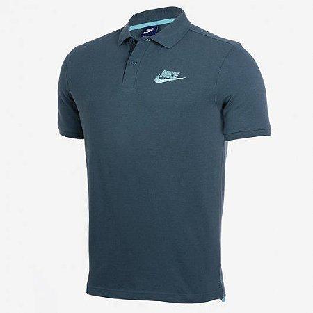 Polo Nike NSW Manga Curta 829360-063