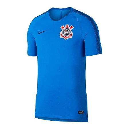 Camisa Corinthians Treino Nike Breathe Squad 2019