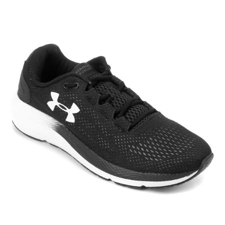 Tênis Under Armour Charged Pursuit 2 Masculino - Preto