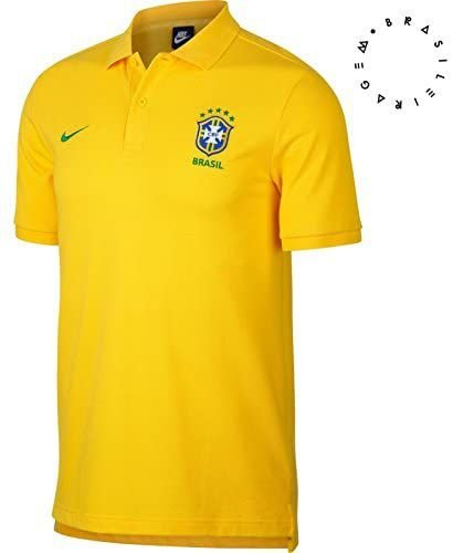 Camisa Polo Nike Brasil 891477-749