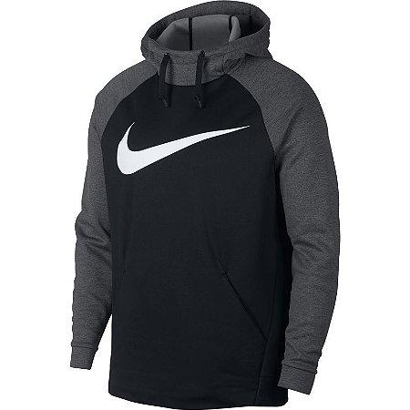 Blusa Moletom Nike nk Therma hd Swoosh Ess - 931991-010