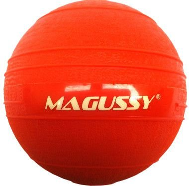 Medicine Ball Borracha 1Kg Magussy