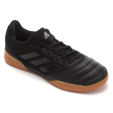 Chuteira Futsal Adidas Copa 19 3 IN - Preto F35501