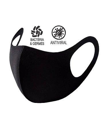 Mascara Multiesportiva Com Elastano Antiviral - COVID 19 09127
