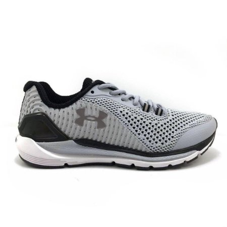 Tênis Under Armour Charged Odyssey Masculino - Cinza Claro