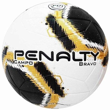 Bola de Futebol Penalty Bravo Campo Dourada