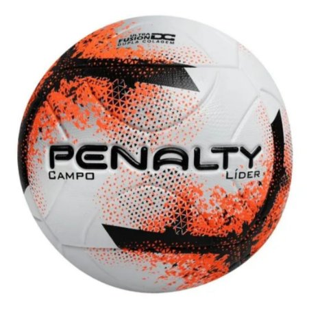 Bola de Futebol Penalty Lider Campo Bc-Lj-Pt