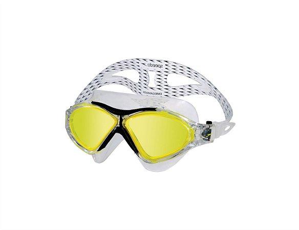 Óculos De Natação Speedo Omega - Am -Az -Vd -Vm
