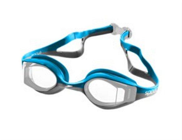 Óculos Speedo Focus - Verde Limão - Preto - Rosa - Azul