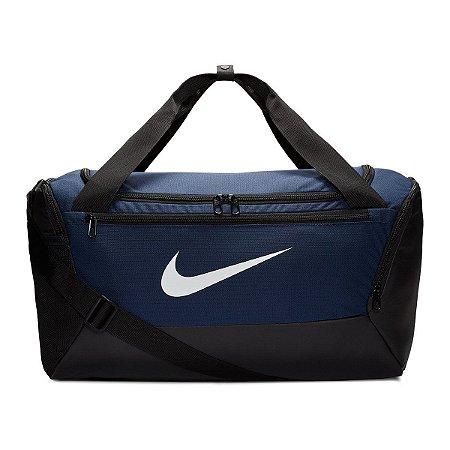 Bolsa Nike Brasília S Duff 9.0 41 Litros - Azul e Preto BA5957-410
