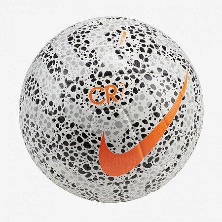 Bola de Futebol Campo Nike Strike CR7 Safari CQ7432-100