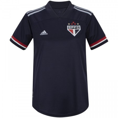 Camisa do São Paulo III 2020 adidas - Masculina  FR2202