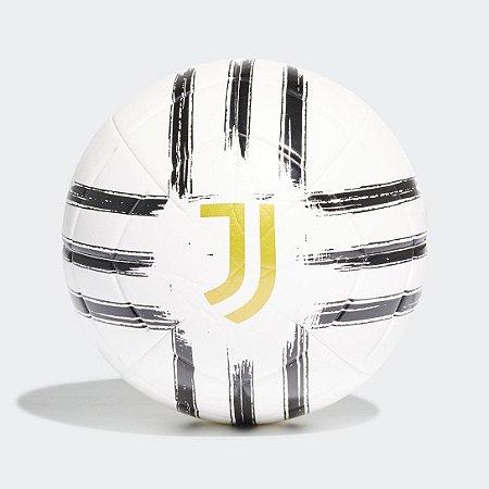 Bola de Futebol Juventus Turin Club Campo Adidas - Branco e Preto