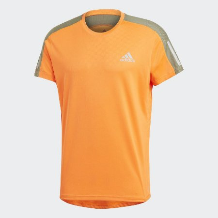 CAMISETA ADIDAS OWN THE RUN - MASCULINA - FT1433