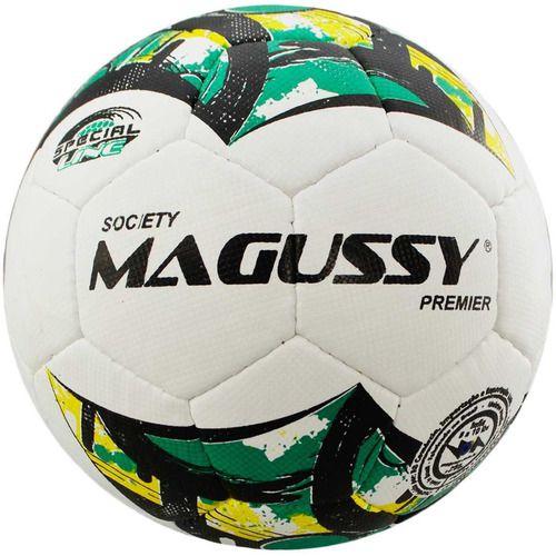 Bola De Futebol Society Magussy Premier Special Line PU
