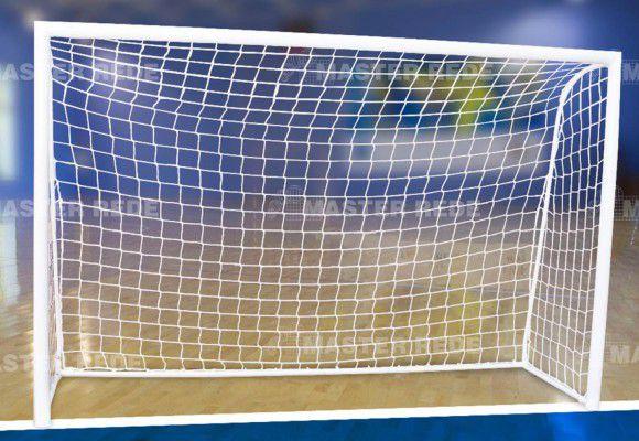 Rede Para Futebol de Salão (Futsal) Fio 4mm Seda FS-L4