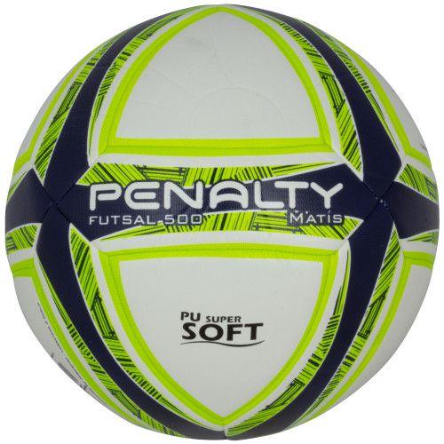 Bola de Futsal Penalty Matis 500 Duotec X BC-MR-AM