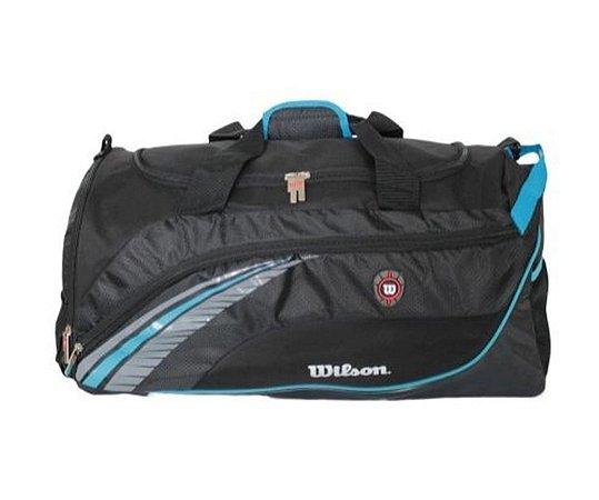 Bolsa Wilson Esportiva WTIS12315 -PT-CZ-AZ - Viagem