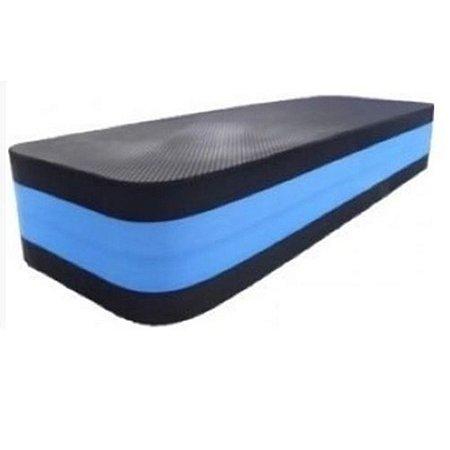 Step Eva 90cmX30cmX20cm - Azul - Terra Fitness