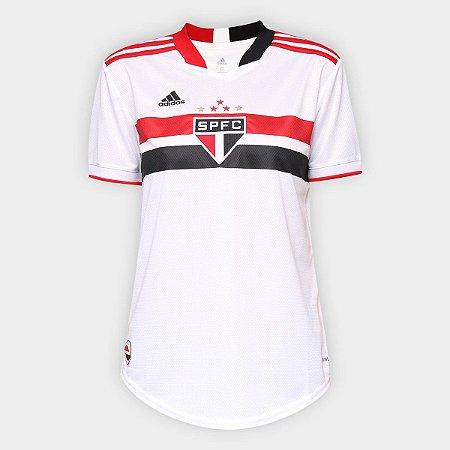 Camisa SPFC I - Feminina