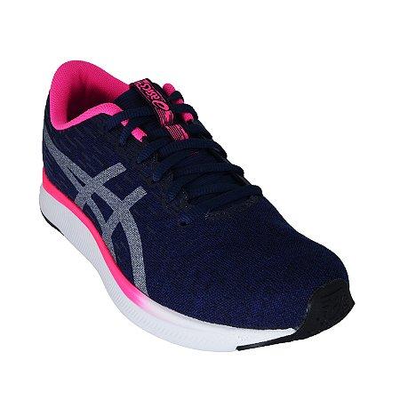 Tenis Asics Streetwise Feminino - Marinho+Pink