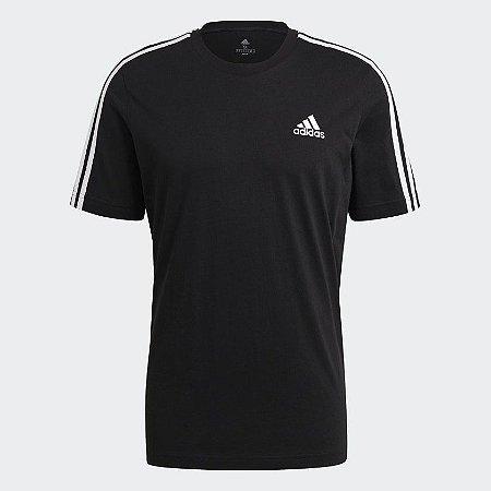 Camiseta Essentials 3 Stripes