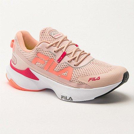 Tênis Fila Recovery Feminino - Rosa+Pink