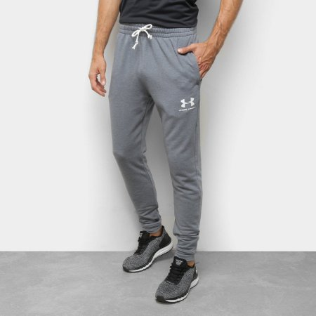 Calça Jogger Moletom Under Armour Sportstyle Terry Masculina