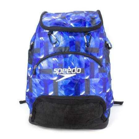 Mochila Speedo Swim II Estampada - Azul