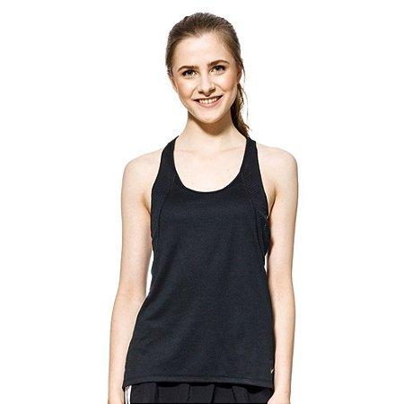 Regata Nike Feminina Tank Run 890351-010 Preta