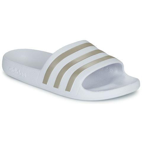 Chinelo Adidas Adilette Aqua Masculino - Feminina Branco