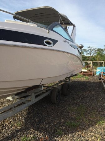 Focker 270 + Mercruiser 5.7lts 300HP  - 2012